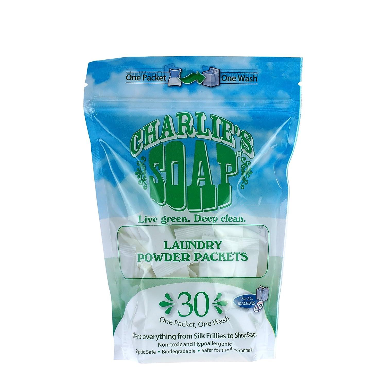 Amazon.com: Charlie\'s Soap – Fragrance Free Powdered Laundry ...