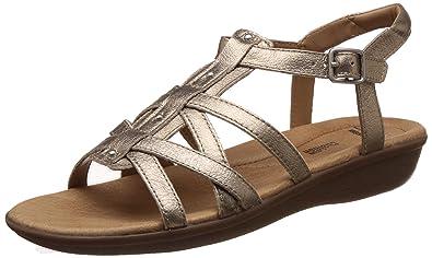 915330e47035 Clarks Women s Manilla Bonita Beige Fashion Sandals - 3 UK India (35.5 ...