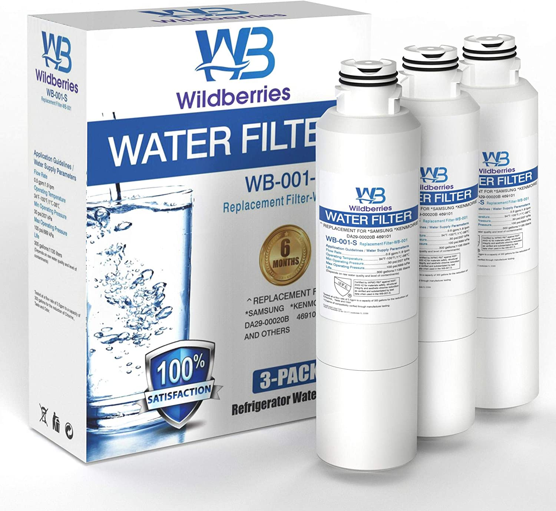 Samsung Fridge Water Filter Replacement