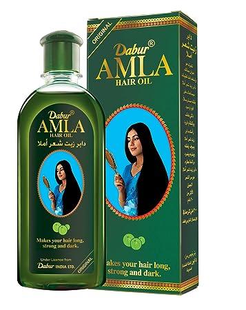 Dabur Amla Botella De Aceite Para El Cabello De 16 90 Onzas Líquidas Deep Beauty