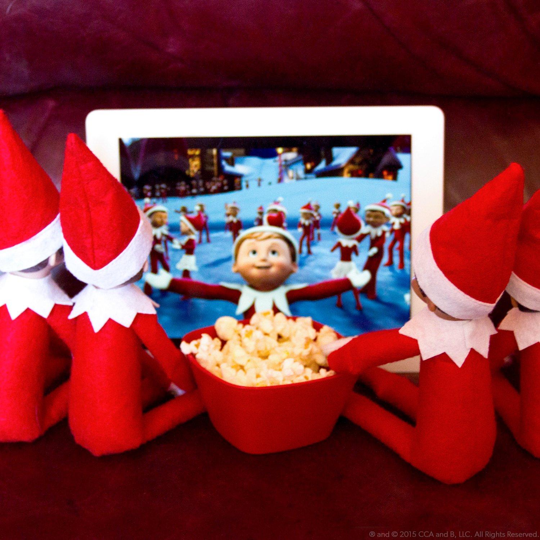 Amazon.com: The Elf on the Shelf An Elf\'s Story DVD: Cartoon, the ...