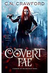 Covert Fae (Shadow Fae Book 5) Kindle Edition