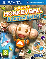 Super Monkey Ball: Banana Splitz (PS Vita)