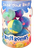 Crayola Bath Bombs Bucket 8 Count (3 Pack)