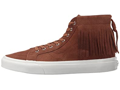 3fbe1b9c8b68 Image Unavailable. Image not available for. Color  Vans Unisex Sk8-Hi Moc  ...