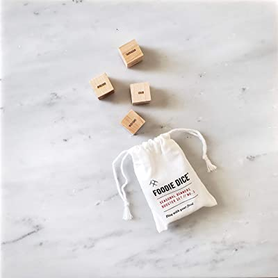 The Foodie Dice