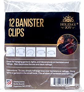Sorillo Brands - 12 Banister Clips