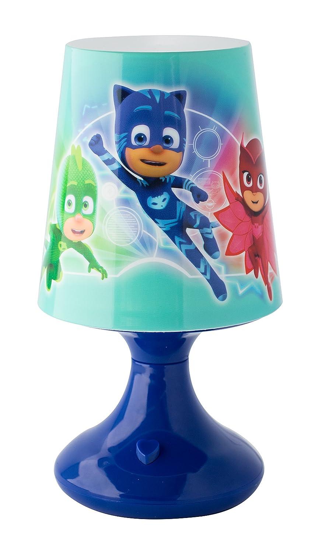 PJ Masks 40623 - Pantalla LED para lámpara, Multicolor: Amazon.es ...