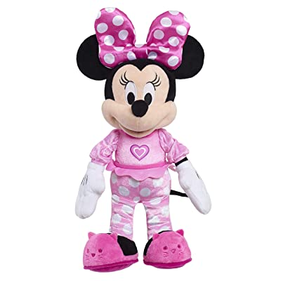 Minnie Mouse Happy Helpers Singing Plush: Toys & Games