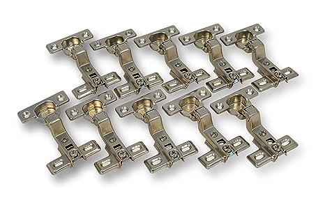 10x Stück FERRARI Topfband Innenanschlag 26mm Scharnier Topfscharniere Federscharnier