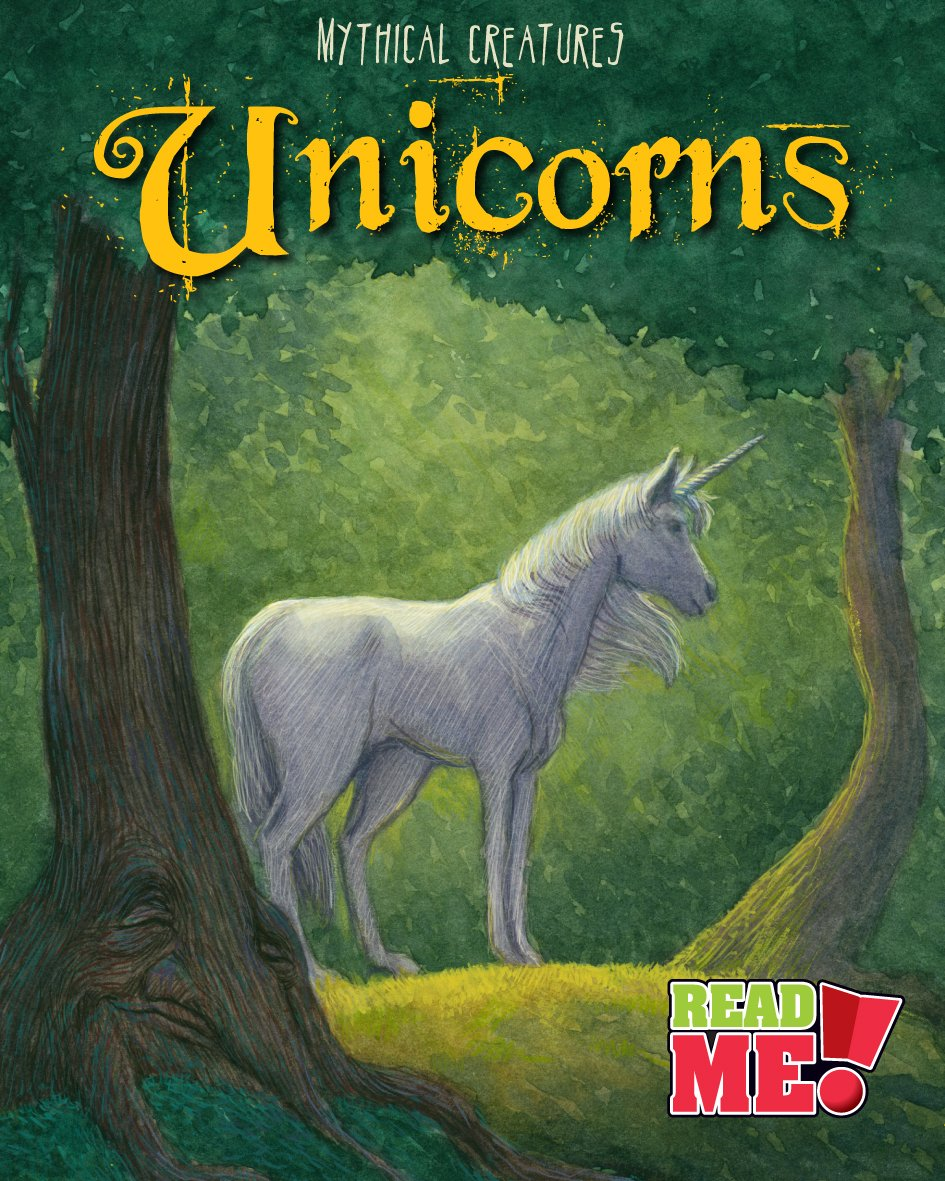 unicorns mythical creatures abby colich 9781410938008 amazon