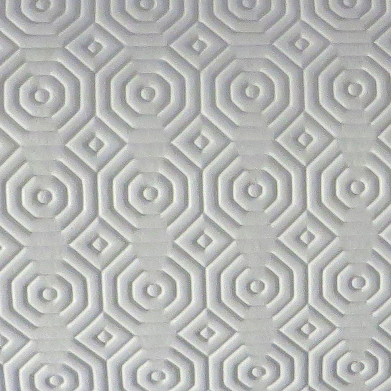 Tischschoner Classic Breite Weiss 85 cm Länge wählbar - Weiss Breite Größe 85x400 cm Eckig ( Rund Oval anpassbar ) Molton Tischpolster b2823d