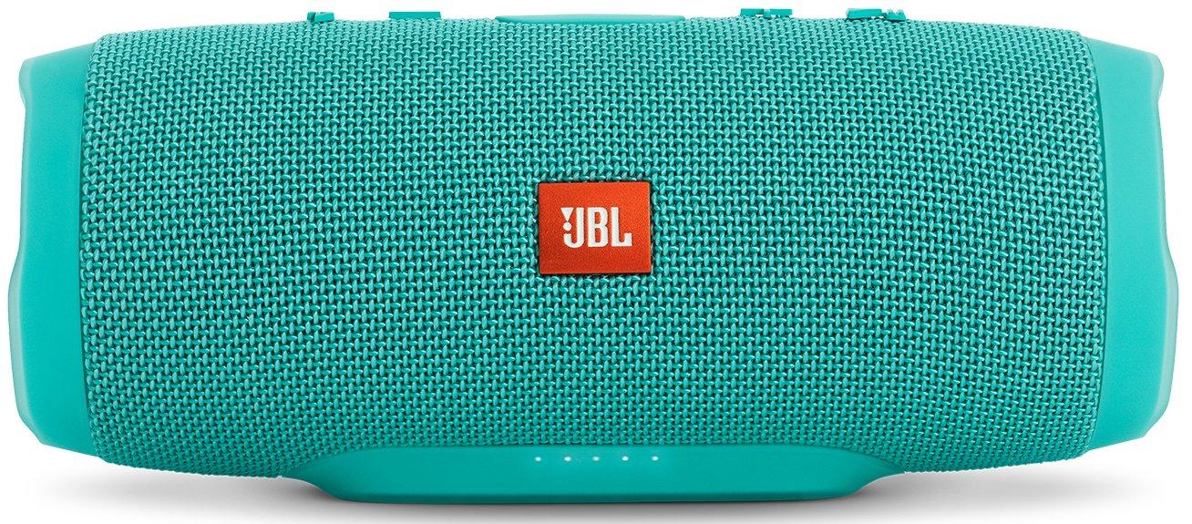 JBL Charge 3 Waterproof Portable Bluetooth Speaker (Teal) by JBL