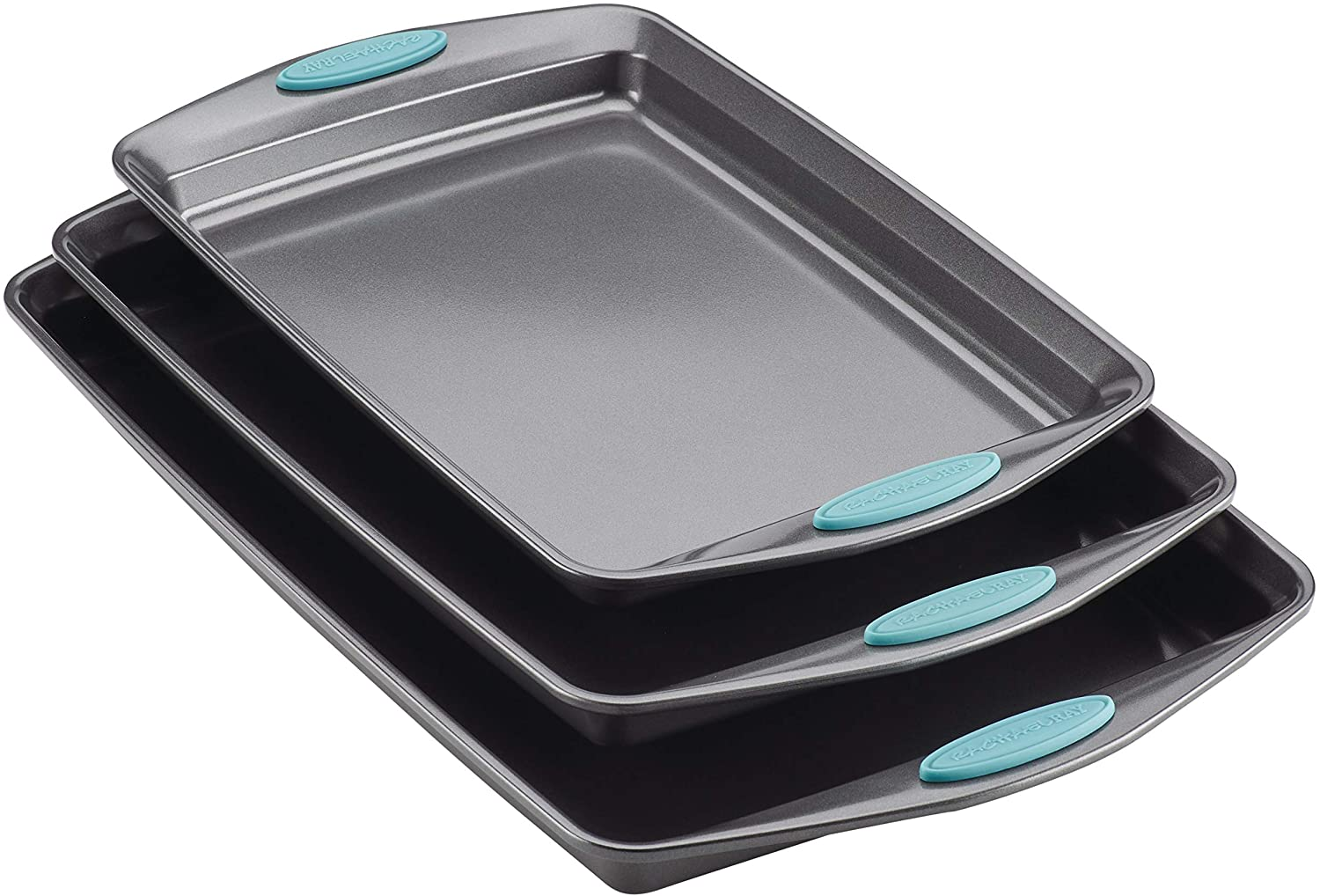 Rachael Ray Bakeware Non-Stick Cookie Pan Set