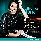 Preludes Op. 28/Sonata No. 2 Op. 19