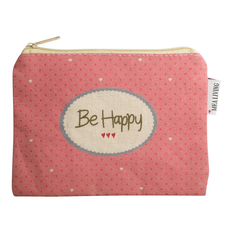 Mea-Living Kosmetiktasche Be Happy Mea- Living GmbH
