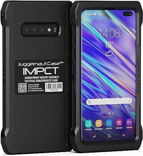Juggernaut.Case IMPCT - Funda para Smartphone Galaxy S10 Plus: Amazon.es: Electrónica