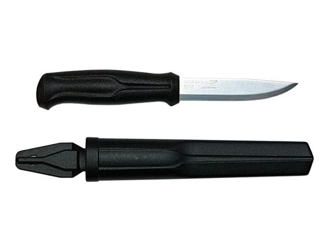 Amazon.com: Morakniv Craftline Q Allround 510 cuchillo con ...