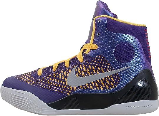 Nike Kobe IX Elite GS 636602 - Zapatillas de Baloncesto, Morado ...