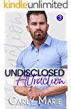 Attraction: An M/M Neighbors to lovers Romance (Undisclosed Book 3)