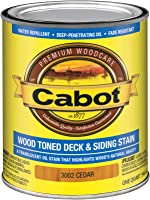 cabot wood toned deck stain