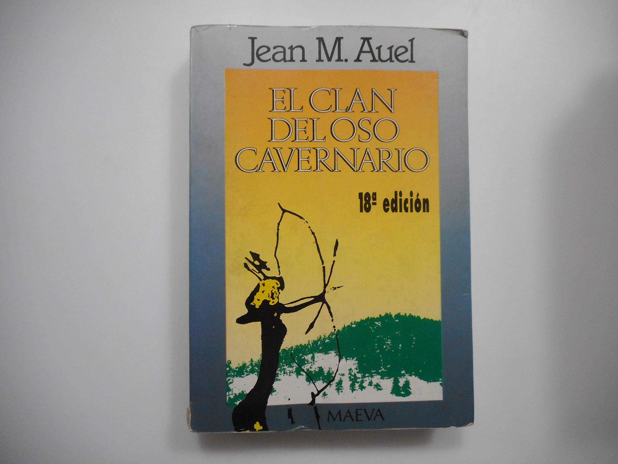 Clan del oso cavernario,el Hijos De La Tierra / Earths Children ...