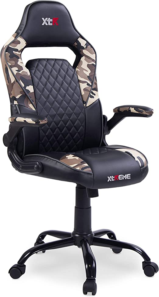 Adec - XTR X20, Silla de Oficina Gaming, Silla de despacho ...