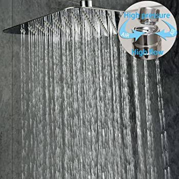 rain shower head water pressure. A power rain shower experience is the result of air energy technology  even when water pressure Best High Pressure Shower Head Reviews 15 TOP Pick on The Market