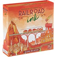 CMON Rri002 Railroad Ink: Blazing Red