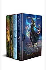 Roots of Creation Books 5-8 (Roots of Creation Box Sets Book 2) Kindle Edition