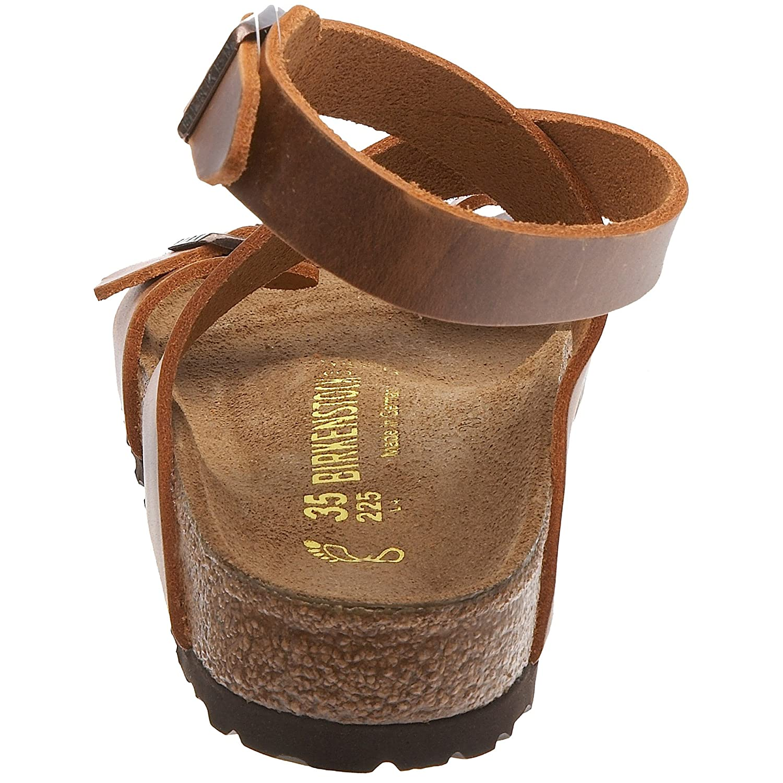 brown birkenstocks