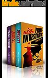 Dev Haskell Private Investigator volumes 8-10