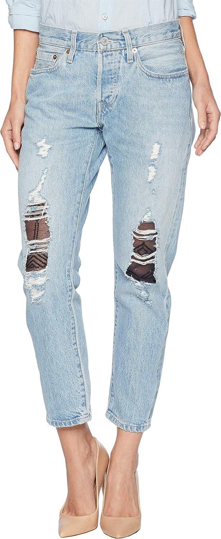 3631321c7fe Levi's Premium Womens Premium 501 Cropped Taper at Amazon Women's Jeans  store