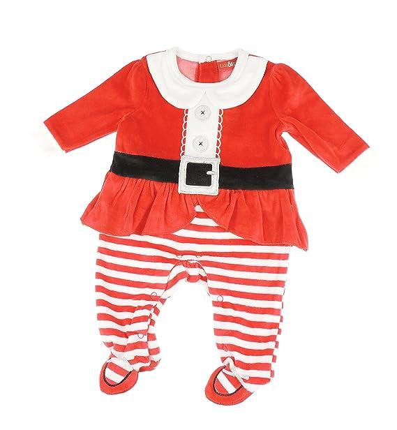 Glamour Girlz - Pelele para dormir - para bebé niña rojo rosso: Amazon.es: Ropa y accesorios