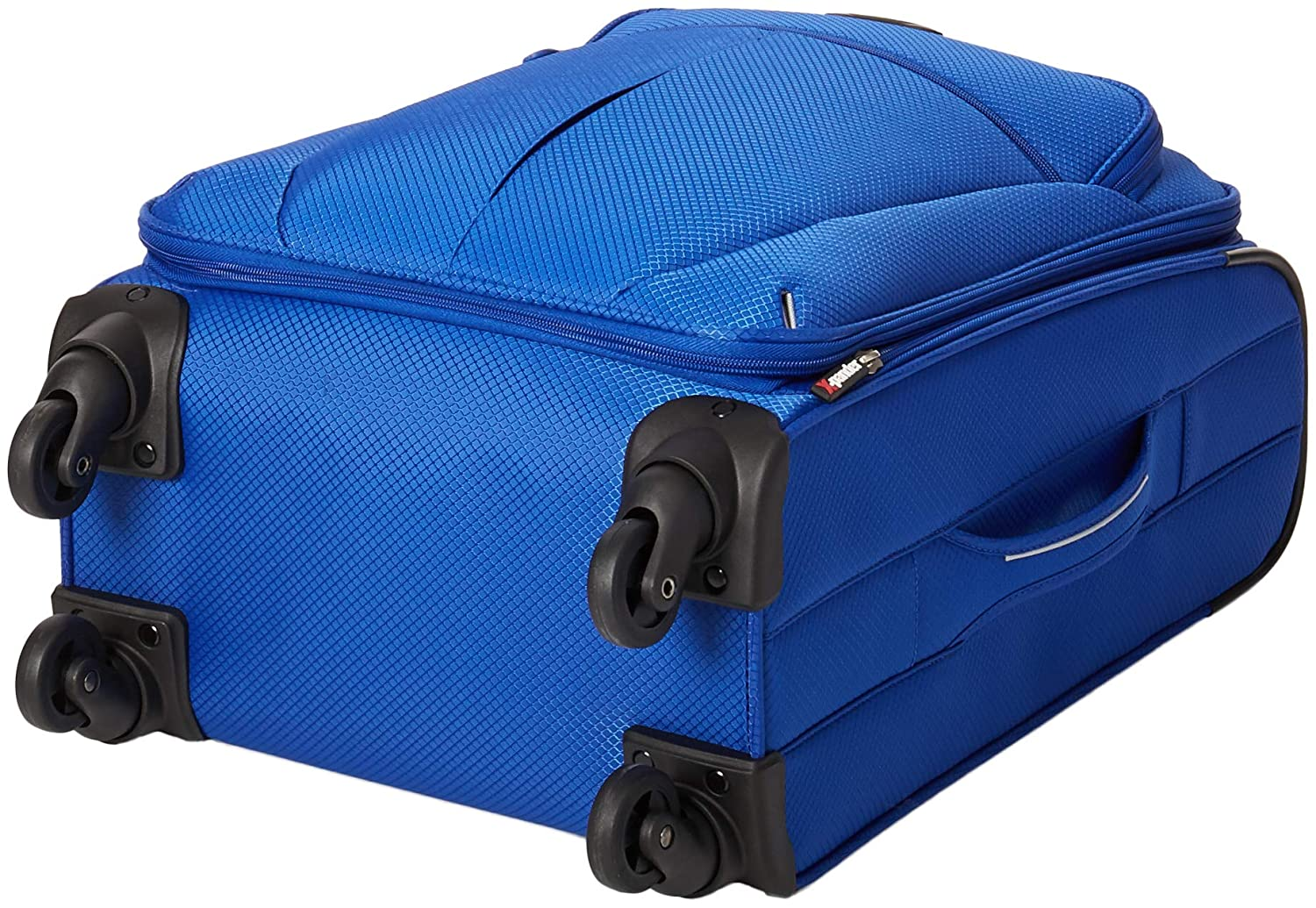 Maritime Blue Skyway Luggage Mirage Ultralite 20-Inch One Size 4 Wheel Expandable Carry-On