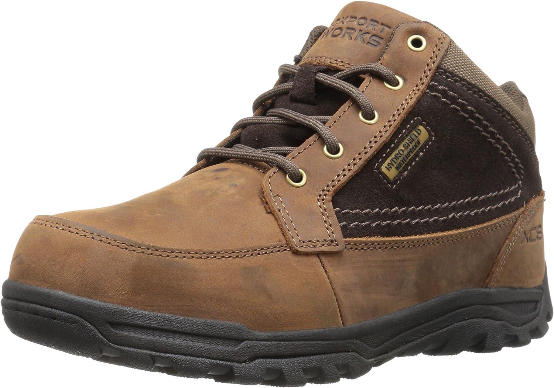 Rockport Men's Trail Technique Mid Rk6671 Industrial & Construction Shoe: Shoes