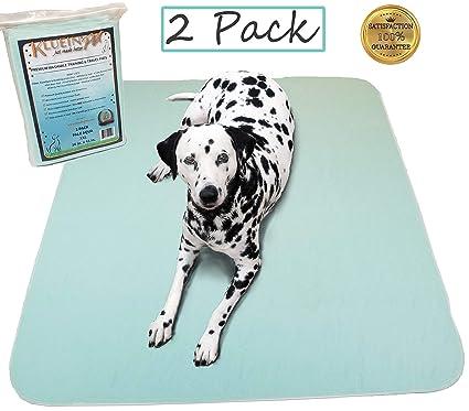 Amazon.com: Kluein - Almohadillas lavables para mascotas ...