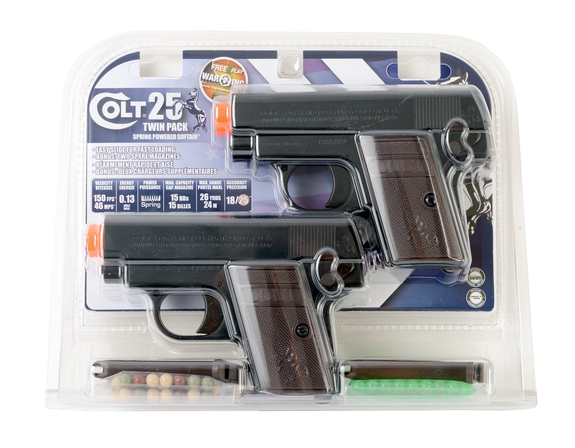 Pistola Colt .25 Spring Airsoft