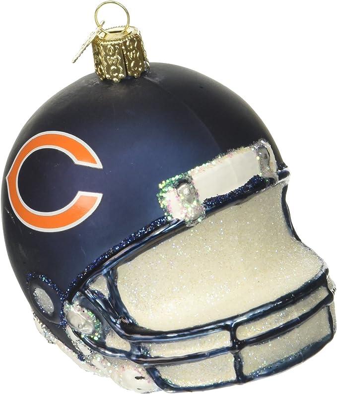 Team Sports America 3OT3805MAS Chicago Bears Mascot Ornament