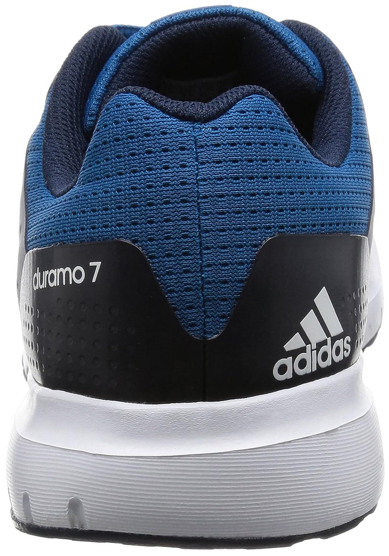6b70d4eedd0a adidas Men s Duramo 7 Running Shoes  Amazon.co.uk  Shoes   Bags