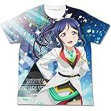 ラブライブ!サンシャイン!! 松浦果南 フルグラフィックTシャツ MIRAI TICKET Ver. ホワイト Lサイズ