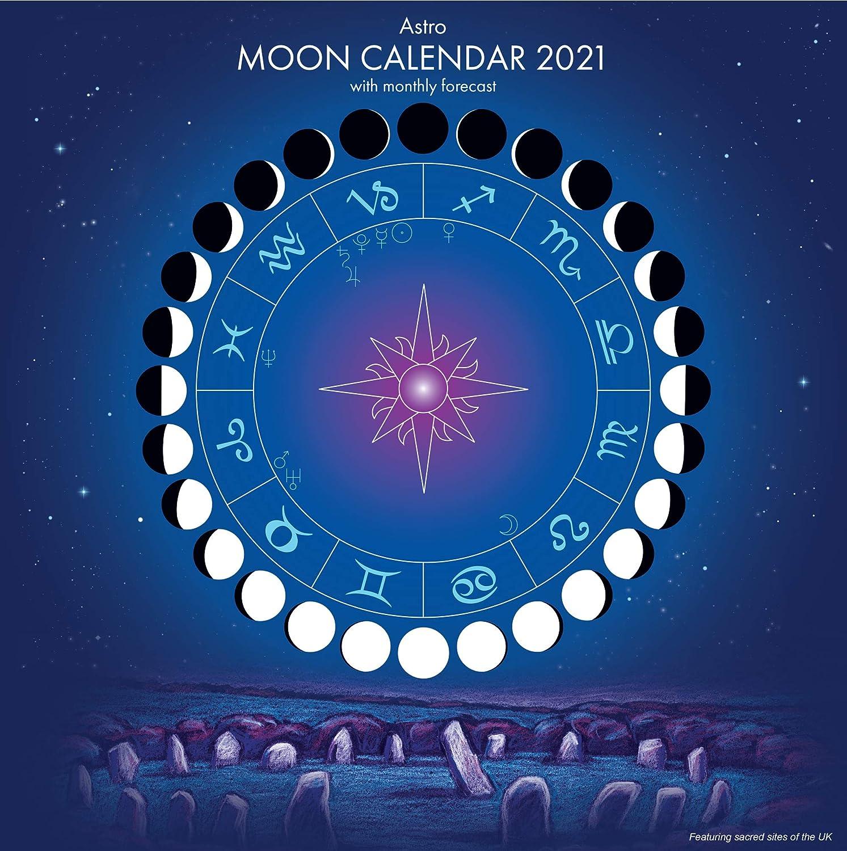 Astrological cycles 2021 calendar
