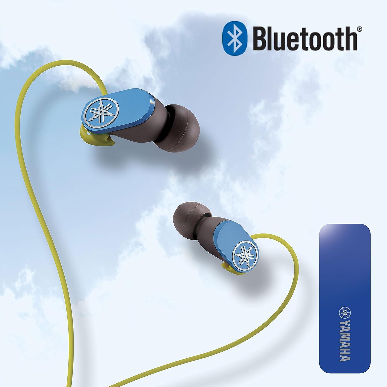 Yamaha EPH-W22 - Auriculares in-ear, negro y blanco: Amazon.es: Electrónica