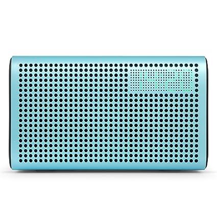 GGMM Altavoz portátil inalámbrico de Bluetooth, Altavoz WiFi Altavoz inalámbrico Homeheld de múltiples Habitaciones Wi-Fi, Sonido Exterior Potente, ...