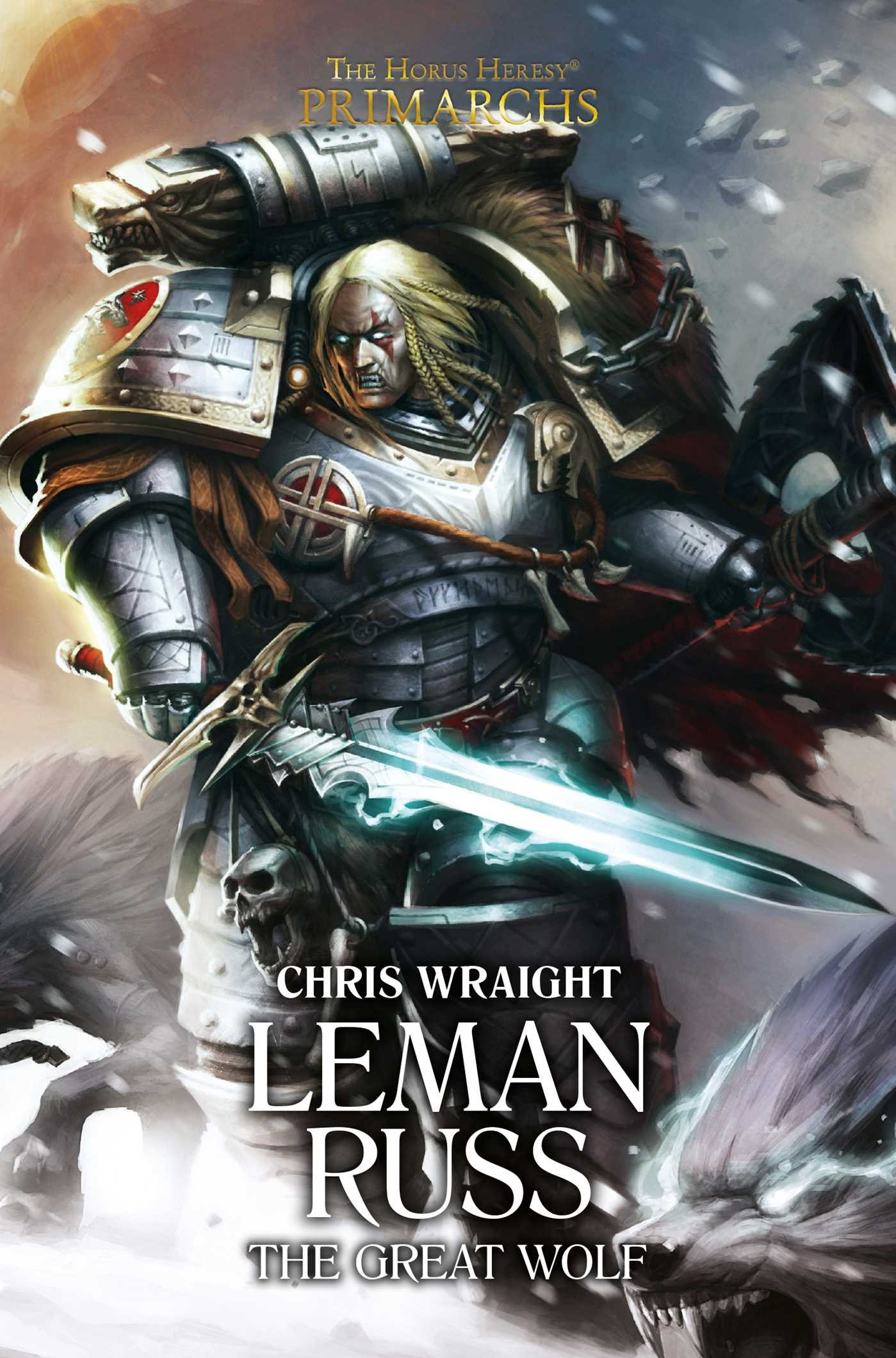 Download Leman Russ: The Great Wolf (The Horus Heresy: Primarchs) PDF