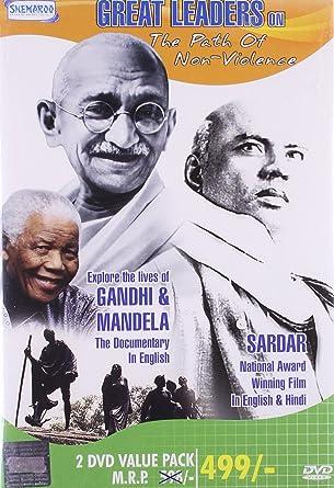 nonviolence in hindi
