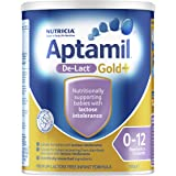 Aptamil Gold+ Infant Formula De-Lact (from Birth to 12 Months), 900 g