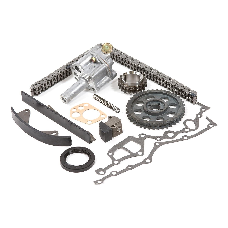 Fits 83-88 Nissan 2 4 SOHC 8V Z24 Z24i Timing Chain Kit Oil Pump