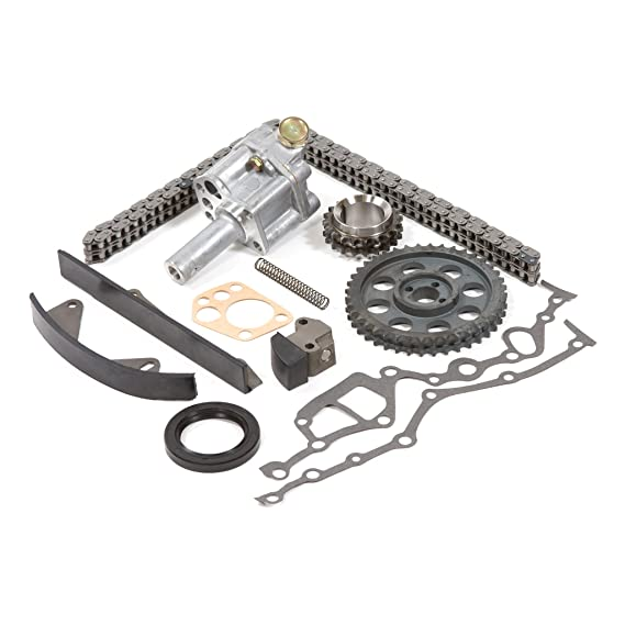 Amazon Com Fits 83 88 Nissan 2 4 Sohc 8v Z24 Z24i Timing Chain Kit