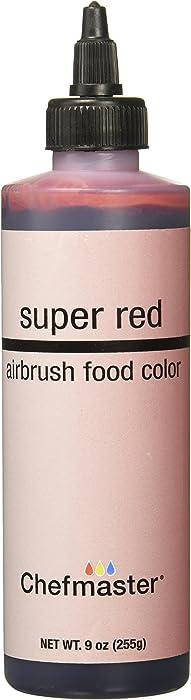 Top 9 Airbrush Food Colors
